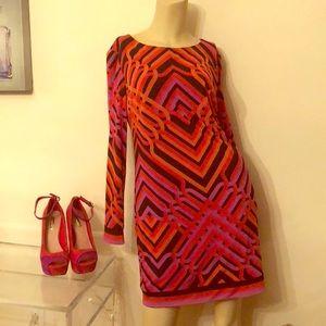 Trina Turk dress sz 4.